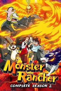 Monster Rancher (2ª Temporada) - Poster / Capa / Cartaz - Oficial 1