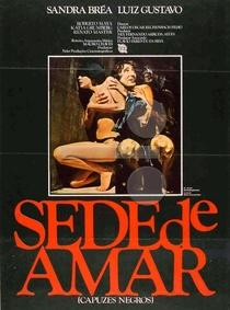Sede de Amar  - Poster / Capa / Cartaz - Oficial 1