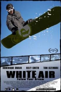 White Air - Poster / Capa / Cartaz - Oficial 1