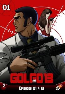 Golgo 13 - Poster / Capa / Cartaz - Oficial 5