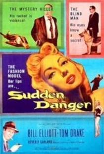 Sudden Danger - Poster / Capa / Cartaz - Oficial 1