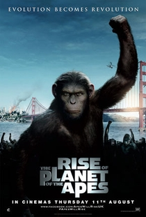 Planeta dos Macacos: A Origem - Poster / Capa / Cartaz - Oficial 10
