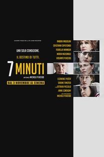 7 Minutes - Poster / Capa / Cartaz - Oficial 2