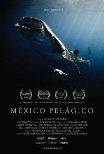 México Pelágico - Poster / Capa / Cartaz - Oficial 1