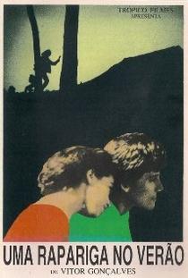Uma Rapariga no Verão - Poster / Capa / Cartaz - Oficial 1