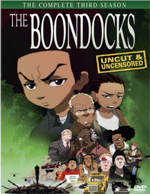 The Boondocks (3ª Temporada) - Poster / Capa / Cartaz - Oficial 1