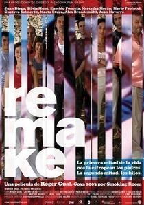 Remake - Poster / Capa / Cartaz - Oficial 1