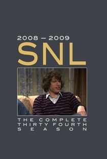Saturday Night Live (34ª Temporada) - Poster / Capa / Cartaz - Oficial 1