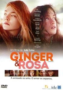 Ginger & Rosa - Poster / Capa / Cartaz - Oficial 6