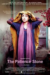 A Pedra de Paciência - Poster / Capa / Cartaz - Oficial 3