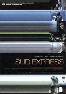 Sud Express - Poster / Capa / Cartaz - Oficial 1