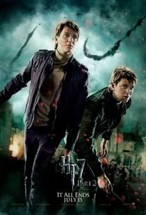 Harry Potter e as Relíquias da Morte - Parte 2 - Poster / Capa / Cartaz - Oficial 10