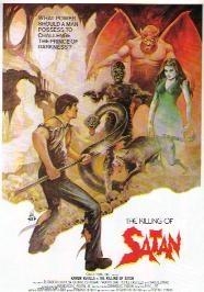 The Killing of Satan - Poster / Capa / Cartaz - Oficial 1