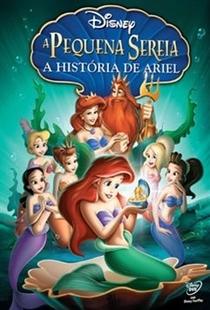 A Pequena Sereia: A História de Ariel - Poster / Capa / Cartaz - Oficial 1