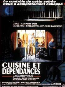 Cozinha e Dependências - Poster / Capa / Cartaz - Oficial 1