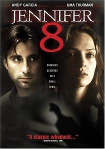 Jennifer 8 - A Próxima Vítima - Poster / Capa / Cartaz - Oficial 1