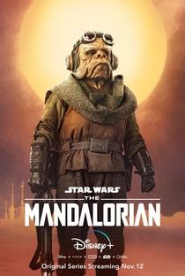 O Mandaloriano: Star Wars (1ª Temporada) - Poster / Capa / Cartaz - Oficial 4