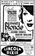 Uma Loura Sabida (Smart Blonde)