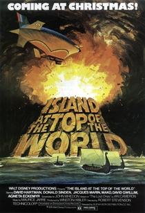 A Ilha do Topo do Mundo - Poster / Capa / Cartaz - Oficial 3
