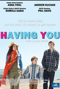 Having You - Poster / Capa / Cartaz - Oficial 1