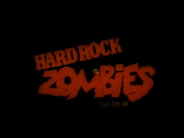 Hard Rock Zombies (1985) - Tosqueira musical insana [Terça Trash] | Zumbi Gordo