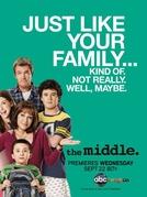 Uma Família Perdida no Meio do Nada (2ª Temporada) (The Middle (Season 2))