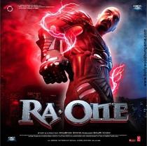 Ra.One - Poster / Capa / Cartaz - Oficial 4