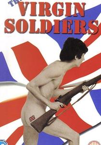 Os Soldados Virgens - Poster / Capa / Cartaz - Oficial 1