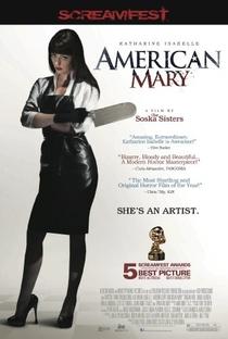 American Mary - Poster / Capa / Cartaz - Oficial 8