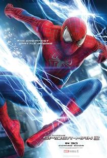 O Espetacular Homem-Aranha 2: A Ameaça de Electro - Poster / Capa / Cartaz - Oficial 2