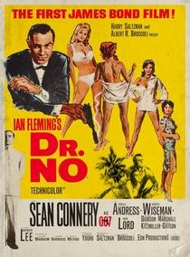 007 - Contra o Satânico Dr. No - Poster / Capa / Cartaz - Oficial 6