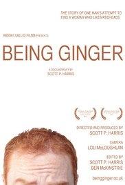 Being Ginger - Poster / Capa / Cartaz - Oficial 1