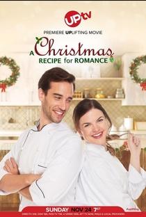 A Christmas Recipe for Romance - Poster / Capa / Cartaz - Oficial 1