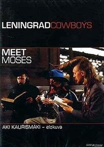 Os Cowboys de Leningrado Encontram Moisés  - Poster / Capa / Cartaz - Oficial 2