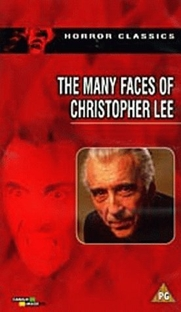 As Várias Faces de Christopher Lee  - Poster / Capa / Cartaz - Oficial 1
