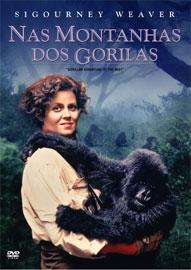 Nas Montanhas dos Gorilas - Poster / Capa / Cartaz - Oficial 2