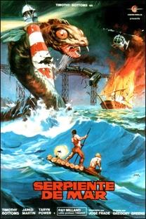 Serpente do Mar - Poster / Capa / Cartaz - Oficial 1