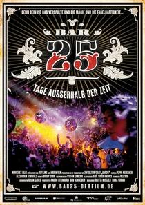 Bar 25 Dias Fora do Tempo - Poster / Capa / Cartaz - Oficial 1