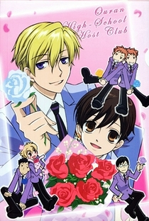 Ouran High School Host Club - Poster / Capa / Cartaz - Oficial 8