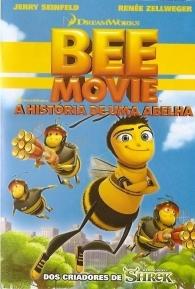 Bee Movie - A História de uma Abelha - Poster / Capa / Cartaz - Oficial 3