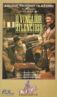 O Vingador Silencioso - Poster / Capa / Cartaz - Oficial 3