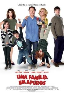 Uma Família em Apuros - Poster / Capa / Cartaz - Oficial 3