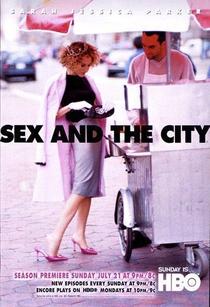 Sex and the City (5ª Temporada) - Poster / Capa / Cartaz - Oficial 6