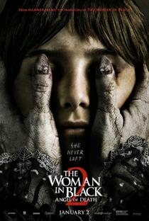 A Mulher de Preto 2: O Anjo da Morte  - Poster / Capa / Cartaz - Oficial 2