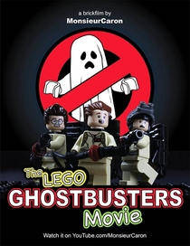 The LEGO Ghostbusters Movie. - Poster / Capa / Cartaz - Oficial 1