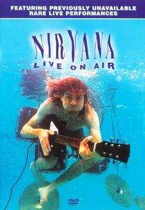 Nirvana - Live On Air - Poster / Capa / Cartaz - Oficial 2