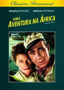 Uma Aventura na África - Poster / Capa / Cartaz - Oficial 14