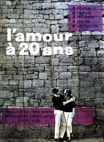 Antoine e Colette - Poster / Capa / Cartaz - Oficial 2