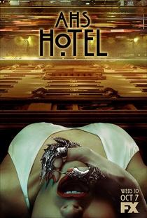 American Horror Story: Hotel (5ª Temporada) - Poster / Capa / Cartaz - Oficial 7