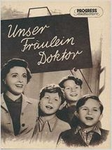 Unser Fräulein Doktor  - Poster / Capa / Cartaz - Oficial 1